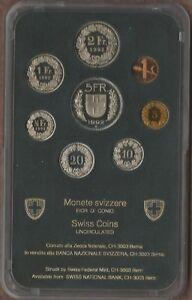 Zwitserland-1992-FDC-of-BU-set-Switzerland-Suisse-Svizzera-Schweiz