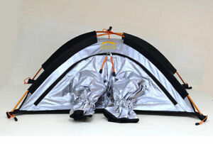 Large Format Film Changing Tent for up to 8×10 films
