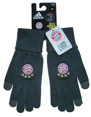 Adidas Il Bayern Monaco Campo Giocatore Guanti Taglia M Nuovo + Originale-dschuhe Gr. M Neu+original It-it Sangue Nutriente E Regolazione Dello Spirito