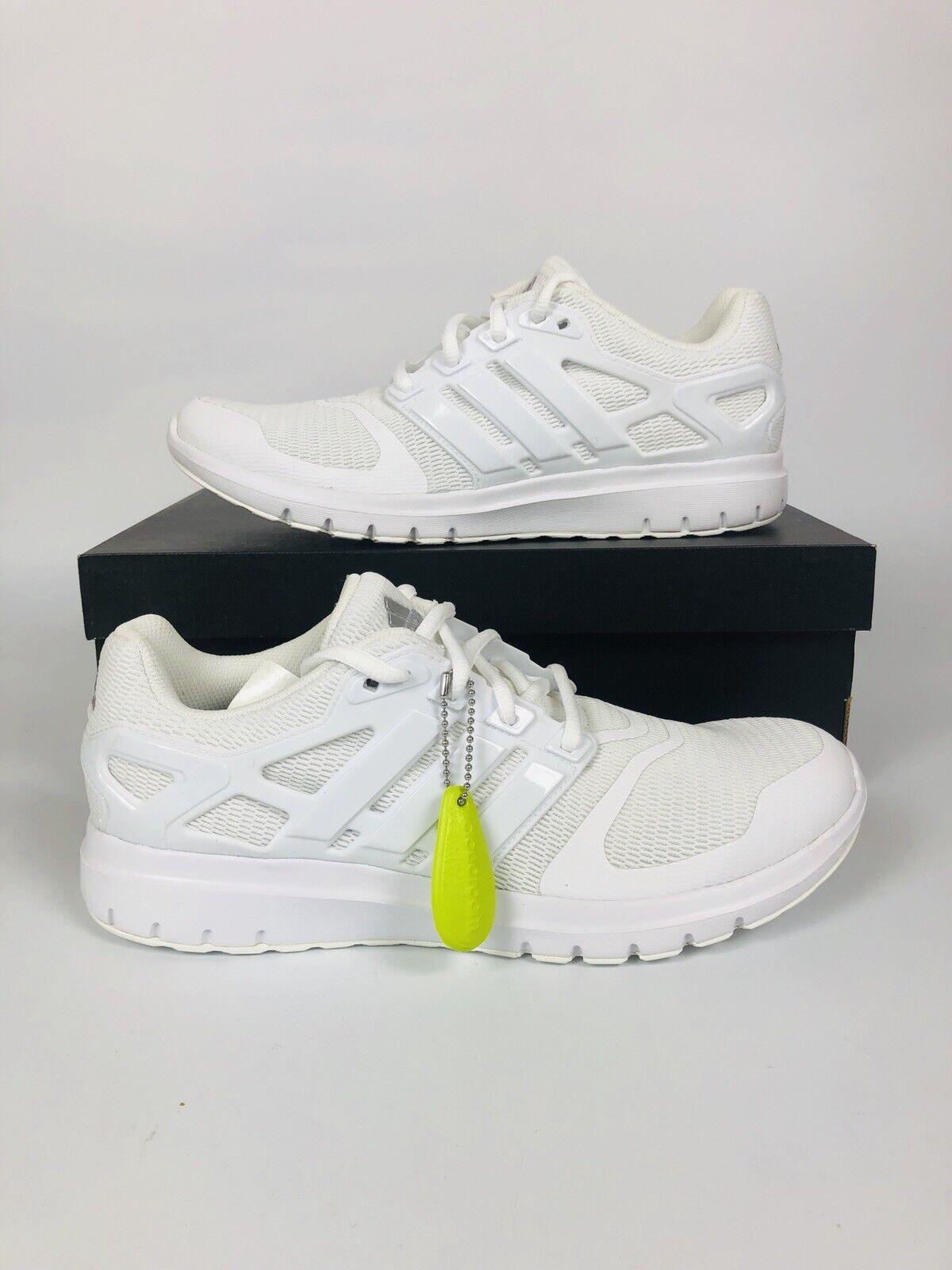 de acuerdo a Posada habla  adidas Energy Cloud V White Running Cross Training Womens Athletic Shoes  Size 8 for sale online | eBay