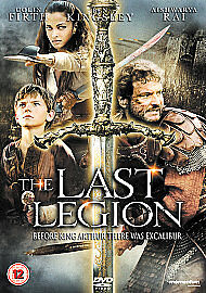 1 of 1 - The Last Legion [DVD] [2007], Good DVD, Colin Firth, Ben Kingsley, Peter Mullan,