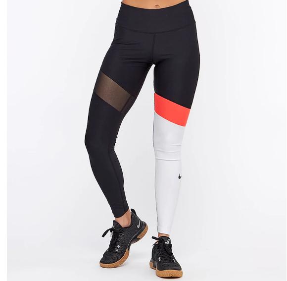 Nike Power Womens Training Leggings Black Size S Sportswear Pants Yoga Gym