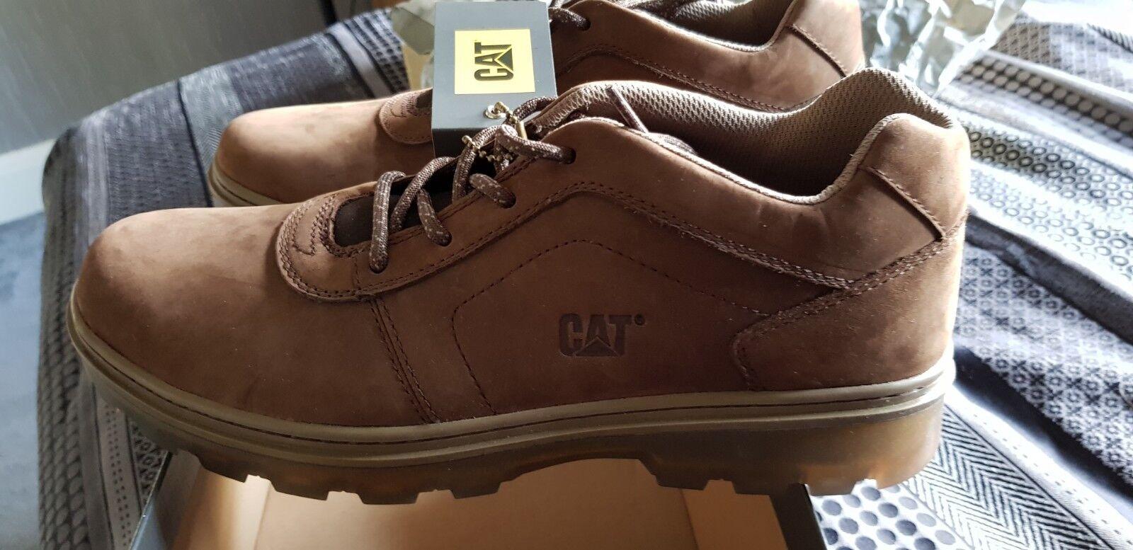 cat radley chaussures, Marron , caterpillar brand taille new en boîte, du chewing - gum seul, taille brand 9, royaume - uni e916fb
