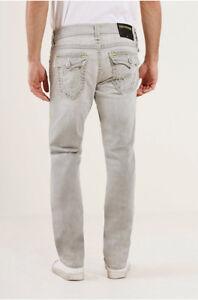 Super T kanaal Jeans Ondiep Religion Heren M859nun9 Flap True Ricky 3L45ARj