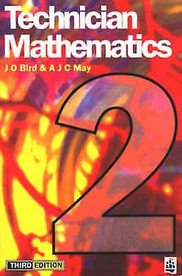 Technician Mathematics: Level 2,  | Paperback Book | Acceptable | 9780582234277