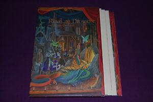 REVE-DE-DRAGON-JDR-Jeu-de-Role-Coffret-de-Base-2eme-Seconde-Edition