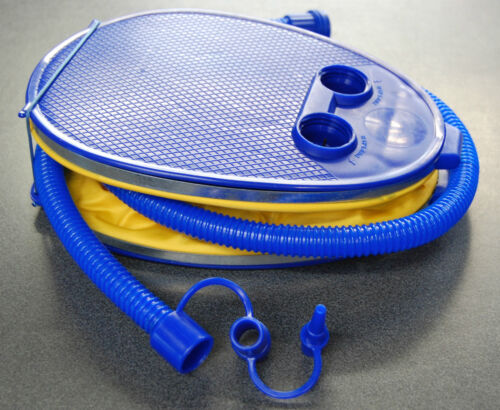 FOOT PUMP FOR TOWABLES AND AIRBEDS Jobe Quality