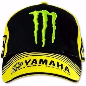15335c13cff Rossi Cap - Official Valentino Rossi VR46 - MOMCA 108201 - Monster ...