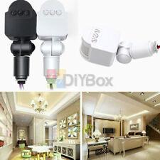 180 Led 110v Outdoor Infrared Pir Motion Sensor Detector Wall Light Switch