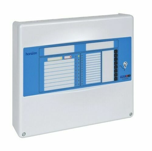 Morley Horizon 002-492-222-2 Zone Fire Control Panel with Batteries Bardic