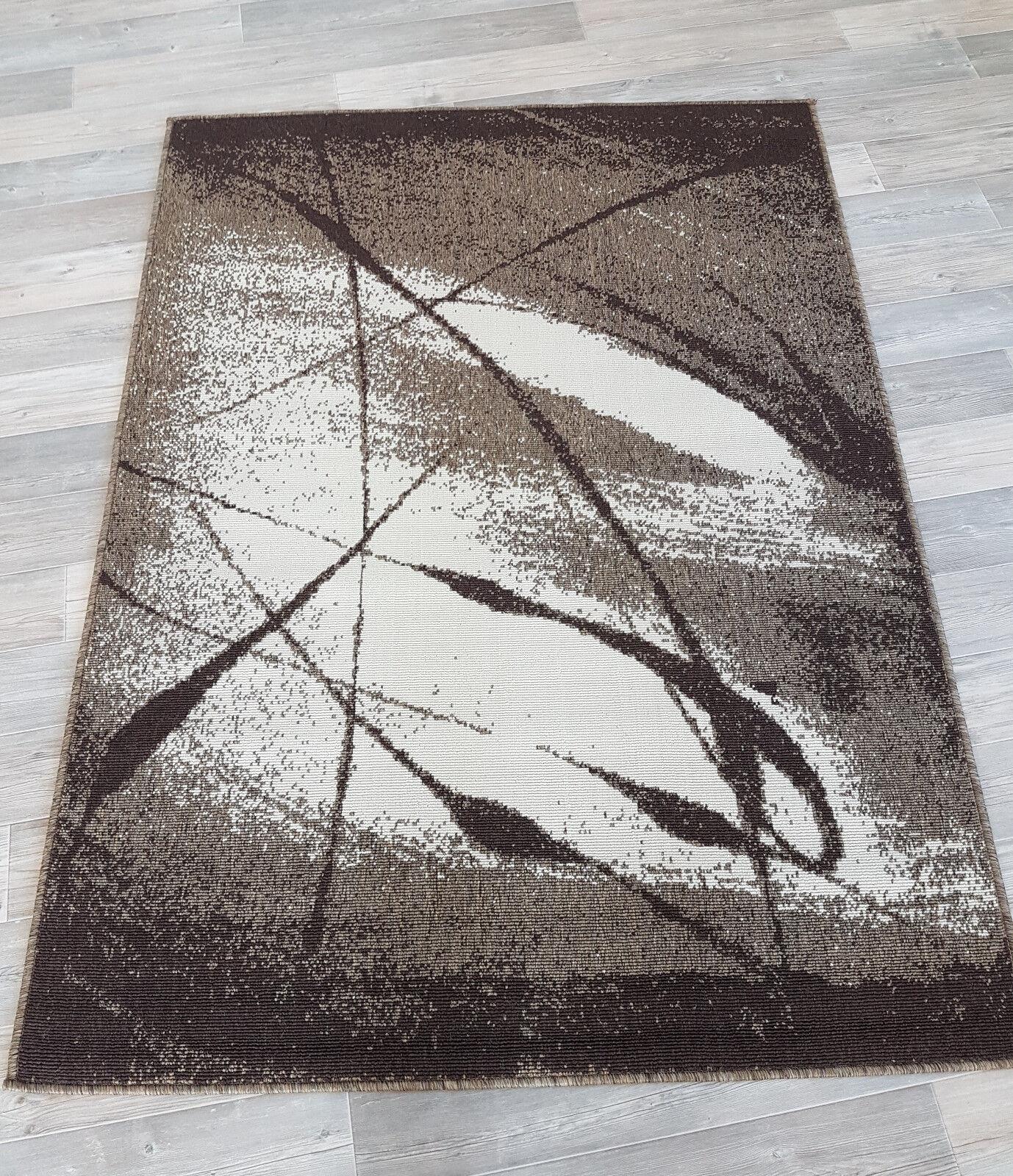 Farbeado Teppich creme braun 67x135 80x150 120x170 160x230 Florhöhe Florhöhe Florhöhe 30mm 8100 | Spielen Sie auf der ganzen Welt und verhindern Sie, dass Ihre Kinder einsam sind  d4d4dc