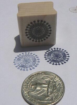 Miniature Squirrel  rubber stamp WM P24