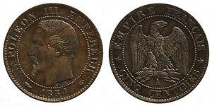 FRANCE-Cinq-Centimes-1854-A