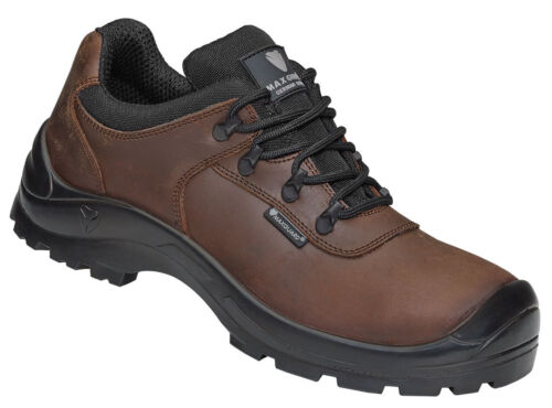 Maxguard s3 Safety Shoes c360 Work Shoes Nubuck Loafer SRC