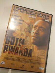 Dvd-HOTEL-RWANDA