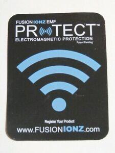 NEW* Fusion Ionz EMF protector slim pad