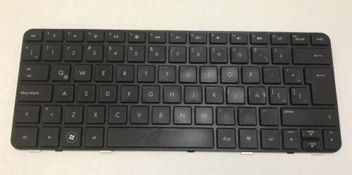 Genuine Hp Dm1-3000 Dm1z-3000 Dm1-4000 Spanish Latin Keyboard W Frame 626389-161