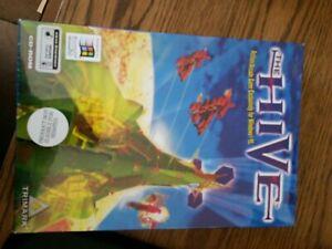 RARE BRAND NEW FACTORY SEALED BIG BOX The HIVE Windows PC CD Rom
