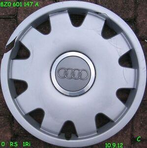 Audi-Radkappe-15-Zoll-Einzelstueck-A2-A3-A4-A6-1088