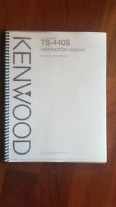 Kenwood-TS-440S-Instruction-and-Service-Manual