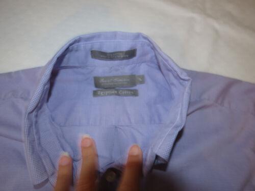 katoen button Daniel Egytian en casual mouw L Heren Euc shirt Cremieux Lg met lange PqtwnBx
