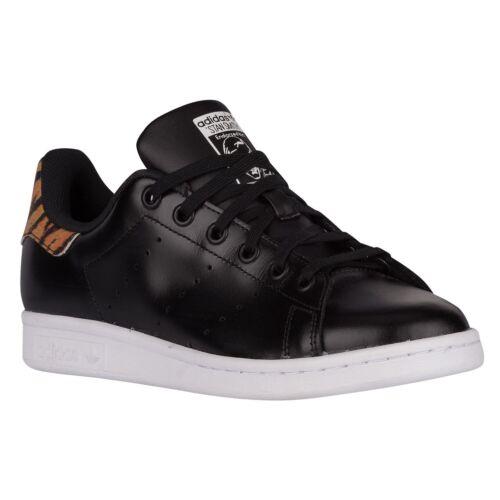 Juniors Filles Adidas Gs Smith 1 2 5 Stan Femmes Tigre Baskets Uk Aq296 rrwqgHx