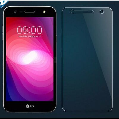 LG X Power2 (K10) Premium Clear Tempered Glass Screen Protector from Canada