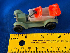 1911-Daimler-Hong-Kong-Hard-Plastic-Toy-Car-VTG-Rare-1960s-70s