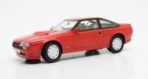 Aston Martin Zagato Coupé Rouge - 1986 1/18 Cult Models