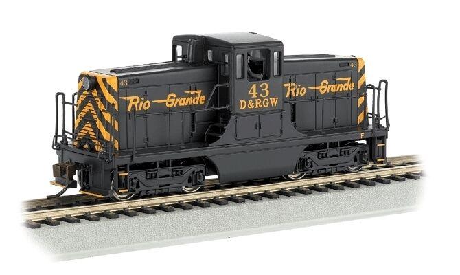 Traccia h0-Bachmann Diesel ge44 tono Switcher d&rgw con DCC -- 62213 NUOVO