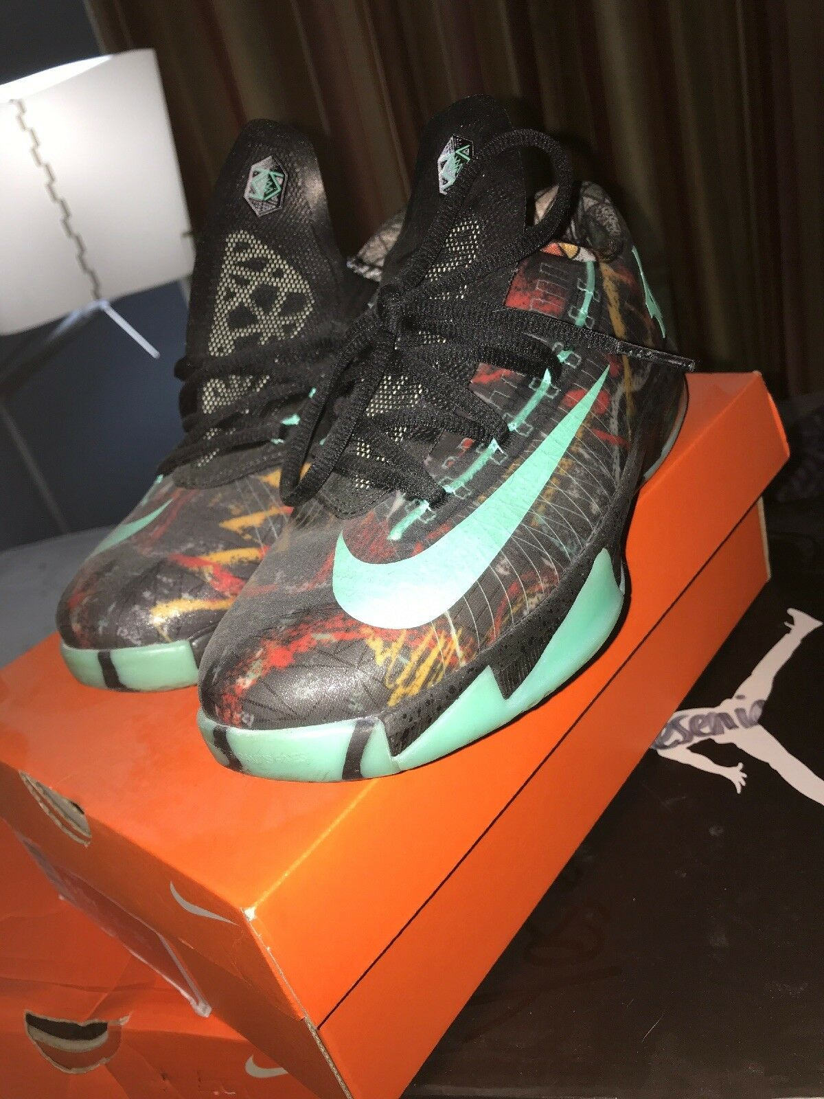Kd6 Illusion Glow In The Dark Size 5.5y