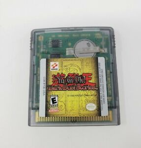 Yu-Gi-Oh! Dark Duel Stories (Nintendo Game Boy Color) GBC Authentic Tested