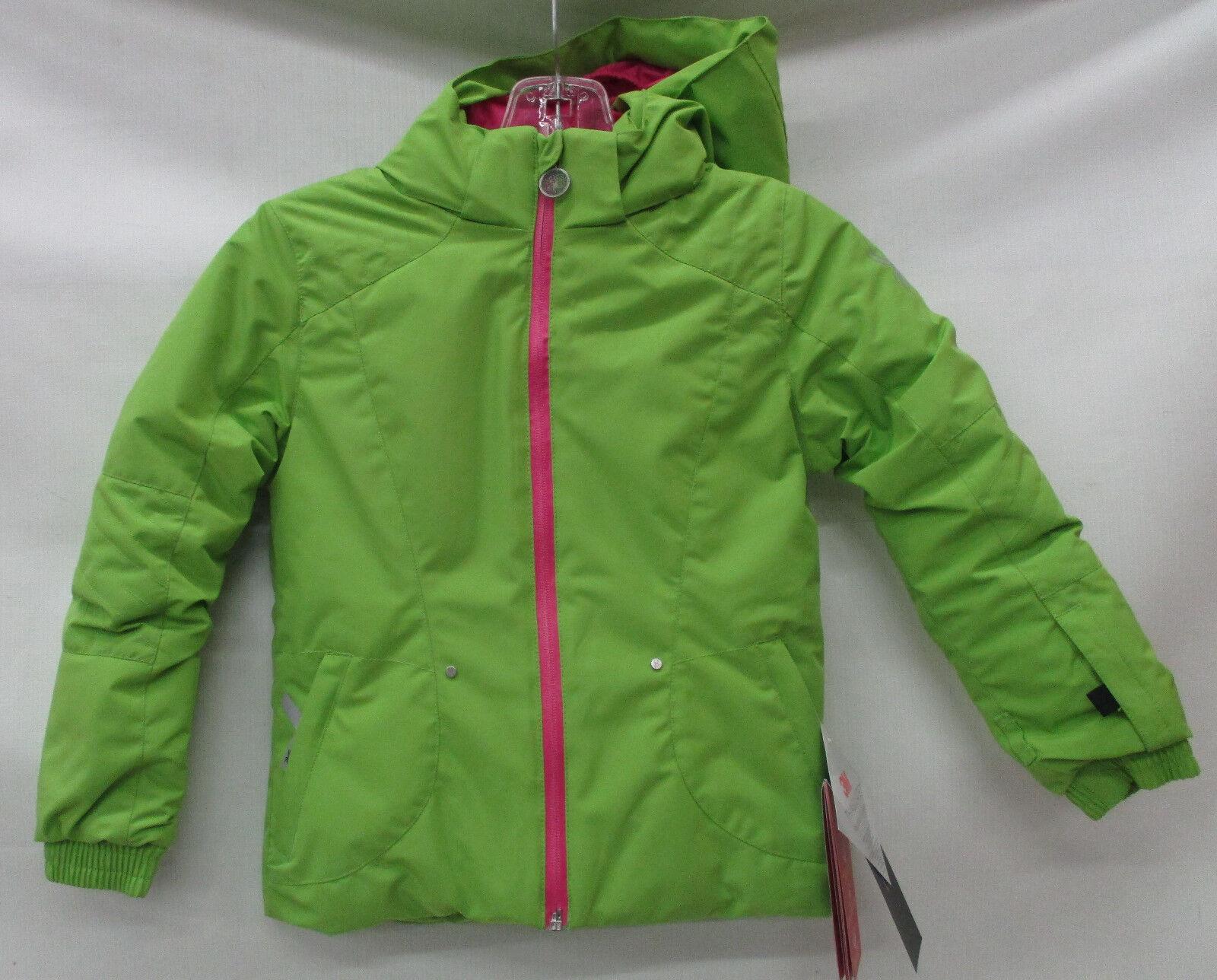 Chaqueta de esquí con aislamiento Bitsy Glam para niñas Spyder 239063 Tamaño fresco 3
