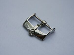 18MM-ROLEX-STAINLESS-STEEL-WATCH-STRAP-BUCKLE-WILL-FIT-20MM-STRAP