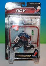 RARE 2000 McFarlane Toys Colorado Avalanche Patrick Roy NHLPA Green Bottle