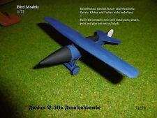 Fokker V.30a Lenkbombe WK1 Projekt   1/72 Bird Models Resinbausatz / resin kit