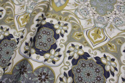 Seide Silk Soft Digital Druck Bluse Kleid Schal Umhang Nachtkleid Meterware Neu
