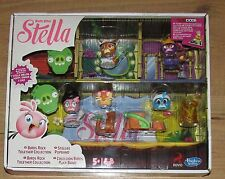 Angry Birds Stella Telepods Rock Together 5 figures Willow Poppy Gale Dahlia