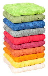 Stuhlkissen-Kissen-Sitzkissen-Softkissen-Gartenstuhlkissen-marmoriert-10-Farben