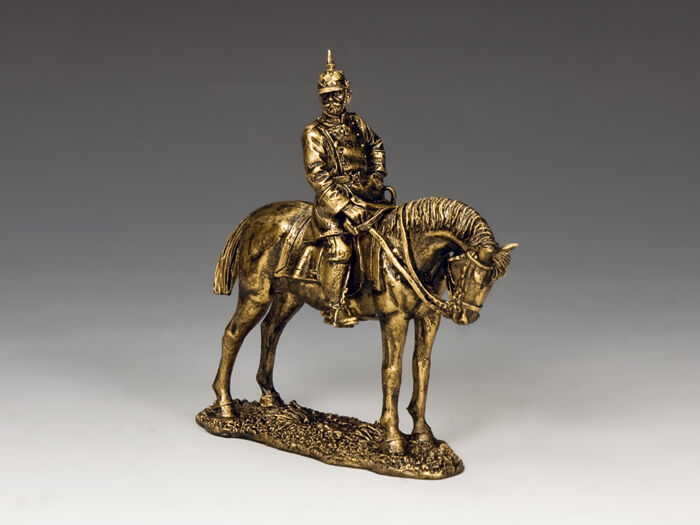 King & Country The Mounted Kaiser SP084