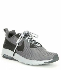 Details about MEN'S Nike Air Max Motion LW SE Shoe 844836 014 GrayBlack Sz 8.5 13 NIB