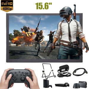 15-6-039-039-IPS-LCD-HDMI-Game-Display-Screen-HDR-HD-1080p-Monitor-for-PS4-XBOX-ONE