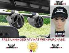 SuperATV! Polaris Ranger Wakeboard Speaker Mount With Free Unhinged ATV Hat !!!