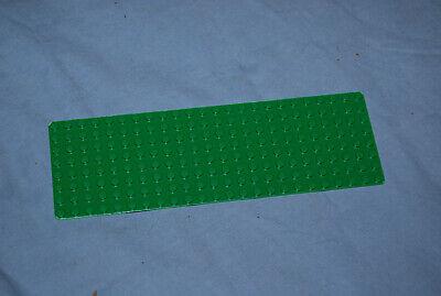 Vintage LEGO 6060 Green Baseplate 8 x 24 Platform Castle Black Knights #3497