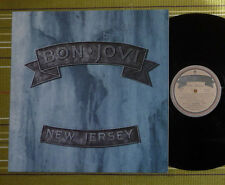 BON JOVI NEW JERSEY, LP 1988 HOLLAND VERTIGO 1ST PRESS EX-/NM INNER/SL