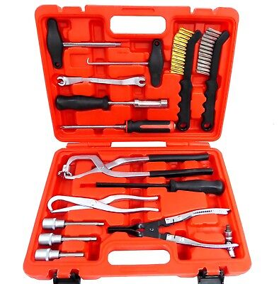 Brake Service Tool Kit Toledo 310277 7 Piece