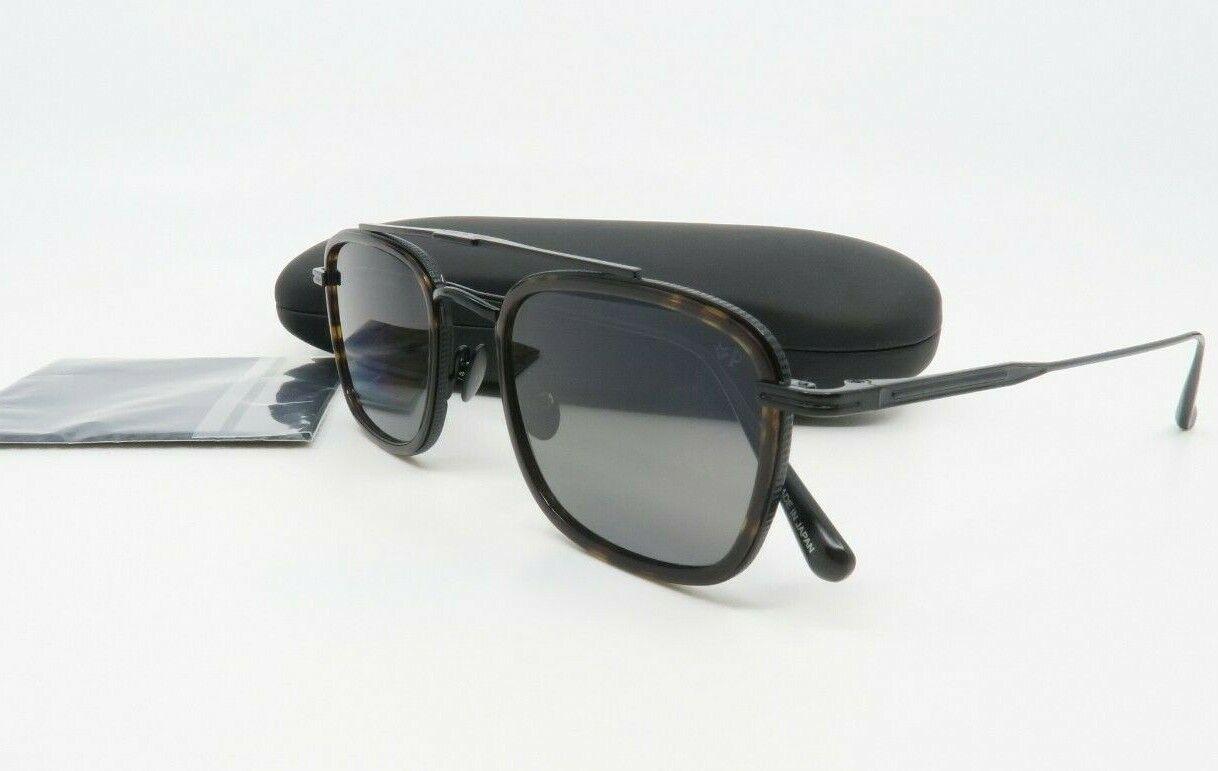 JOHN VARVATOS V750 sunglasses Tortoise Brown Lens MEN JAPAN 56mm