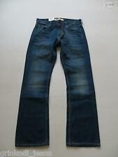 Levi's® 527 Bootcut Jeans Hose, W 30 /L 30, NEU ! Low Boot, Vintage Wash Denim !