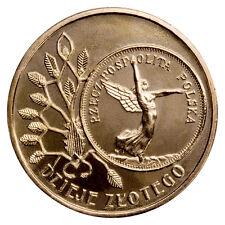 2 zl. 2007 History of the Polish Zloty: 5 zloty of 1928 issue
