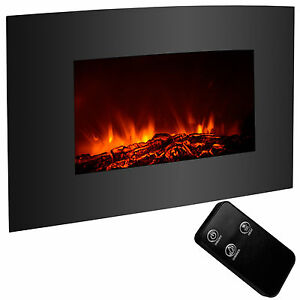 Image Is Loading Xl Large 33 034 X22 Electric Fireplace